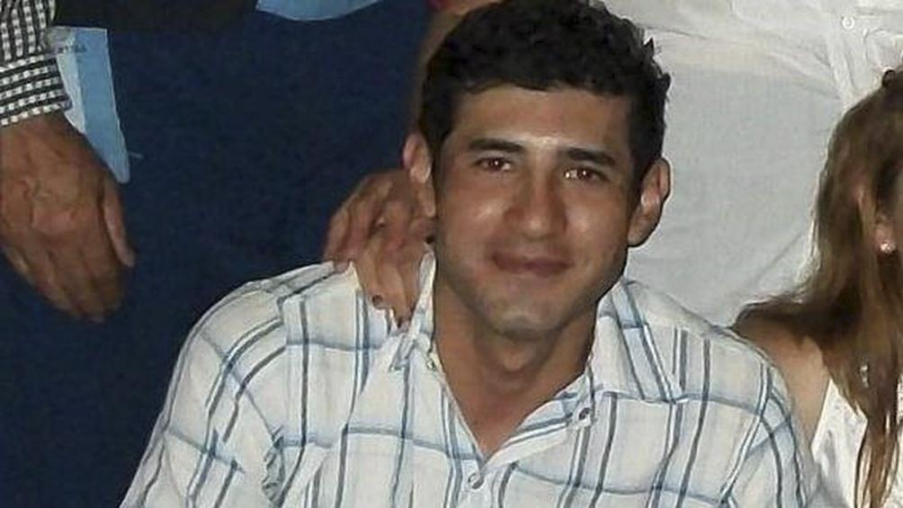 Abel Ortiz, otro de los desaparecidos en la provincia.
