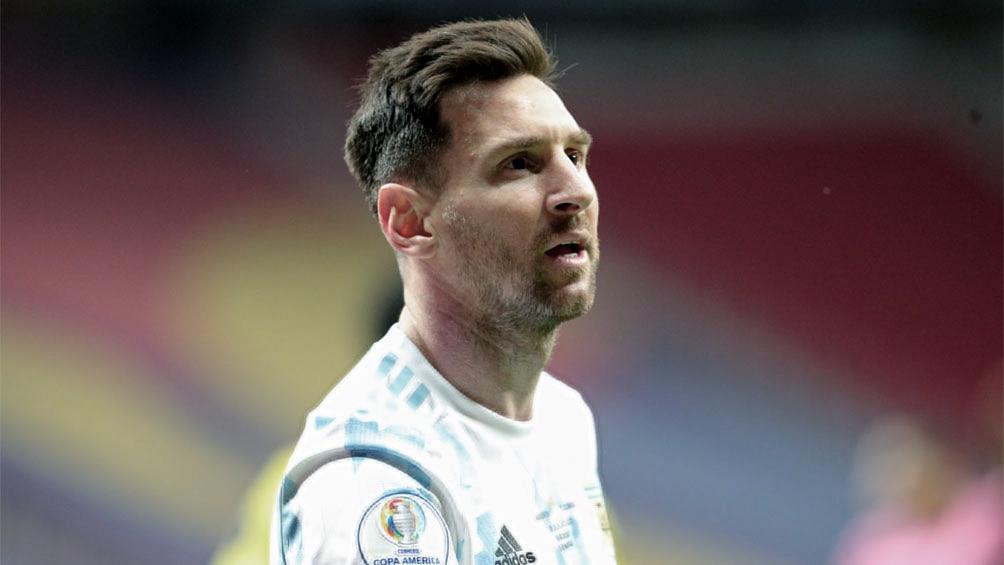 Messi es el gran conductor.