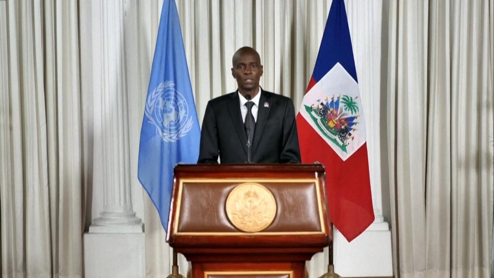 El presidente Moïse afrontaba fuertes críticas de opositores.