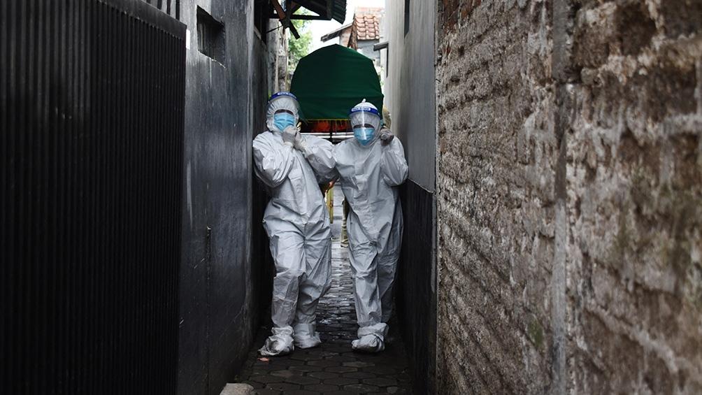 La variante Delta provoca brotes epidémicos en Asia y África y aumenta el número de casos en Europa y Estados Unidos.