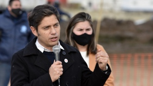 De la resistencia a la reconstrucción: Kicillof asumirá el protagonismo electoral