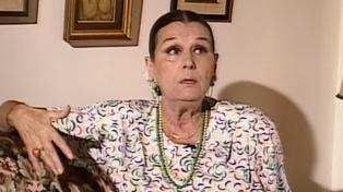 Tres lustros sin Ana María Campoy, una actriz carismática e impar