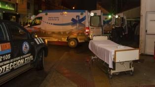 El incendio del hospital de Ushuaia fue causado intencionalmente por un paciente psiquiátrico