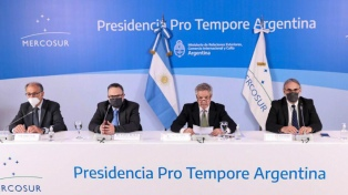 Sin consenso, Uruguay anunció que negociará acuerdos por fuera del Mercosur