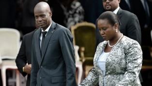 La exprimera dama de Haití asistió a una audiencia sobre el magnicidio de Moise
