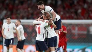 Inglaterra hizo historia y se metió por primera vez en la final de la Eurocopa