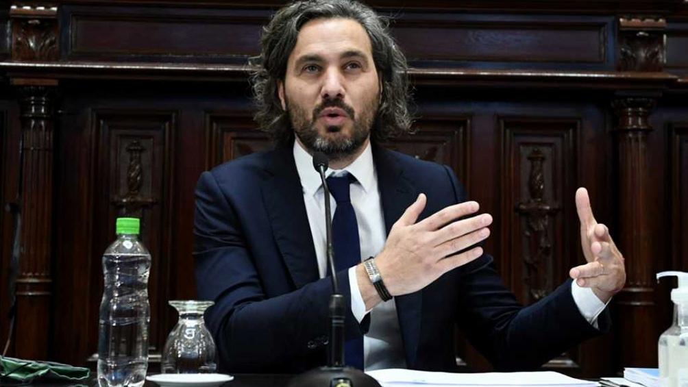 Cafiero dijo que se apuesta a un país de producción y desarrollo