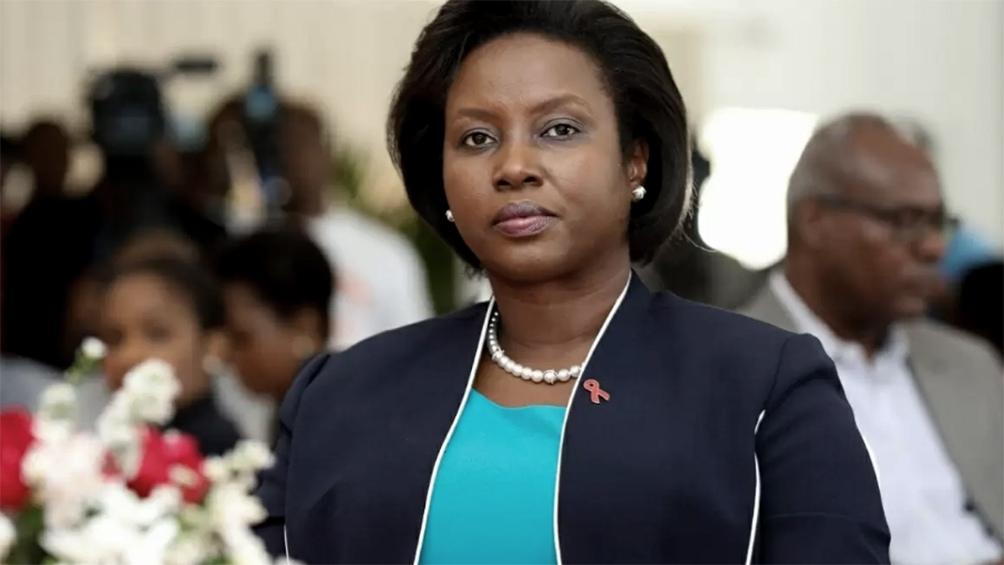 La primera dama de Haití, Martine Moïse, en estado crítico, podría ser  trasladada a Miami - Télam - Agencia Nacional de Noticias
