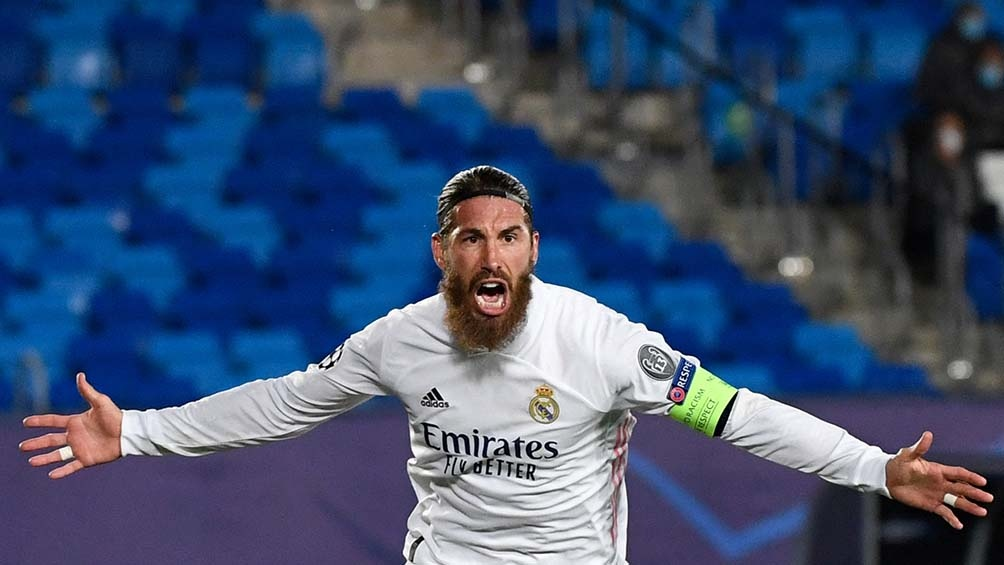 En el Real Madrid, Sergio Ramos conquistó 22 títulos.