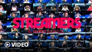 Streamers: creación de contenidos y una forma de vida