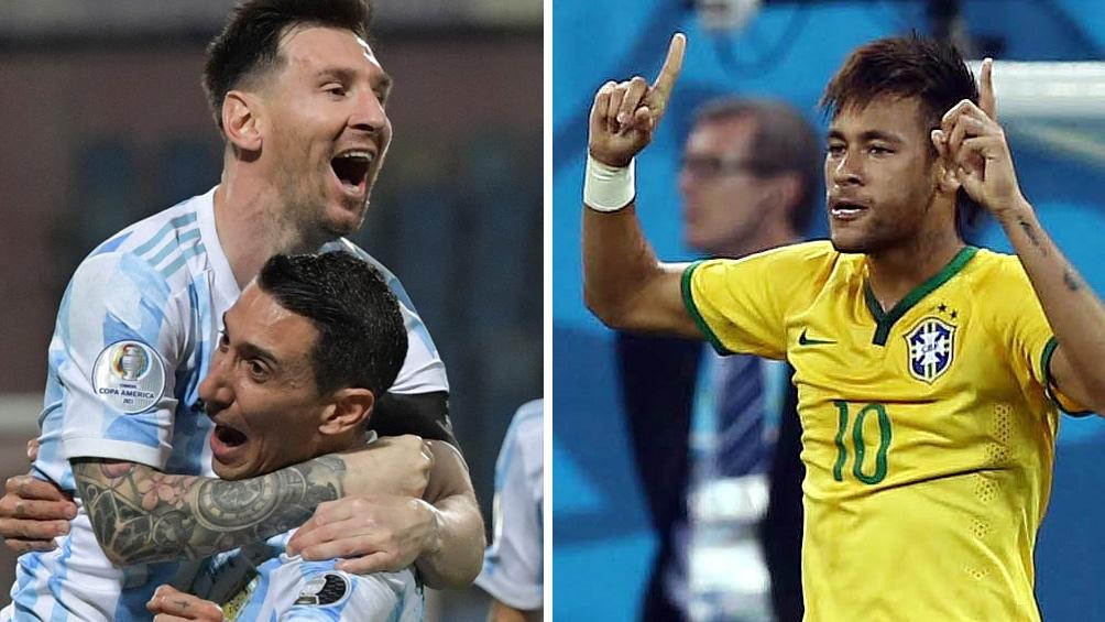 """""""Hablar de Messi y de Neymar es hablar de excelencia, virtudes técnicas, mentales, físicas, capacidad de creación muy alta"""" dijo Tite."""