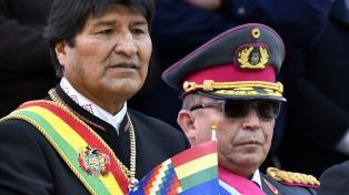 El excomandante de las FFAA que pidió la renuncia de Evo Morales se fugó y es buscado