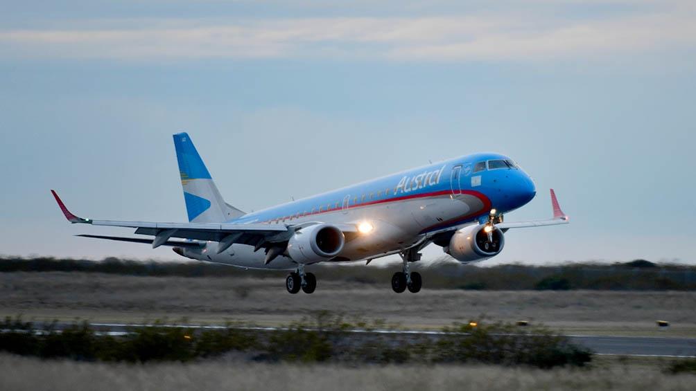 Aerolíneas se prepara para el verano 2022.