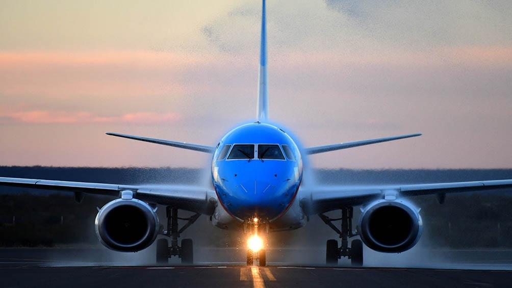 Hoy la aerolínea está en porcentajes del 13 % para Europa y del 38 % para Estados Unidos, donde se recuperó la ruta a Nueva York y vuelos diarios a Miami.