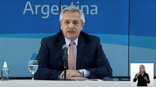 El Presidente encabeza el lanzamiento del Programa Conectar Igualdad Ushuaia