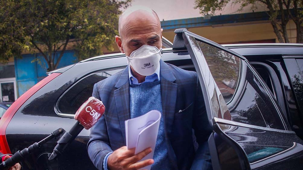 Gustavo Arribas está procesado en distintos expedientes que investigan maniobras de espionaje ilegal.