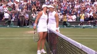 Ashleigh Barty y Karolina Pliskova animarán la final femenina en Wimbledon