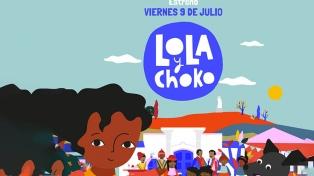 Lola, el perro Choko y sus aventuras interactivas llegan para celebrar la Independencia