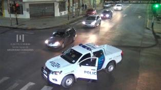 Operativo cerrojo en Morón: tres detenidos tras un raid delictivo