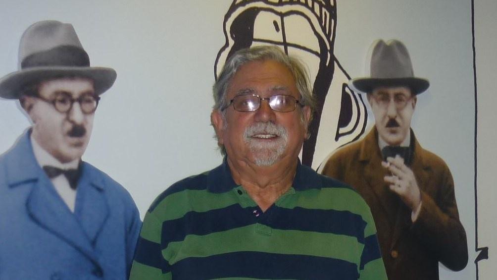 Muleiro eligió la ficción para recrear la historia de Nelly Rivas y el loro de Perón.