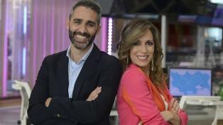"""Joaquín """"Pollo"""" Álvarez vuelve  a """"Nosotros a la mañana"""""""