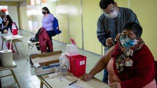 Chubut combinará Sputnik V con Moderna para completar los esquemas de vacunación