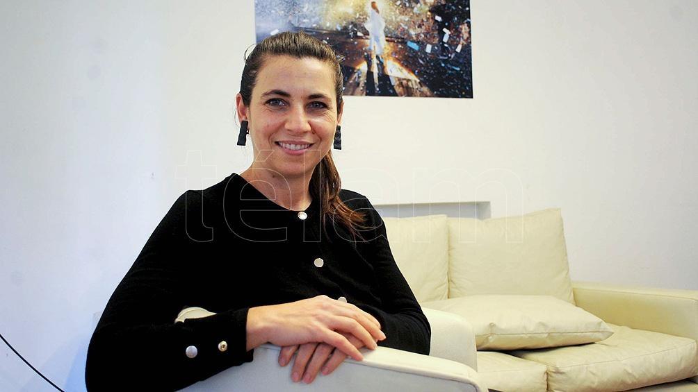 """Calmels indicó que el proyecto """"cambia el modelo de atención respetando los derechos humanos y con inserción social"""". Foto: Eva Cabrera"""