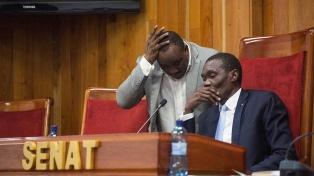 Haití: el Senado nombró un nuevo presidente y la ONU rechazó el pedido para enviar tropas