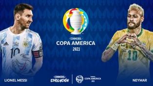 Messi y Neymar, elegidos los dos mejores futbolistas del torneo