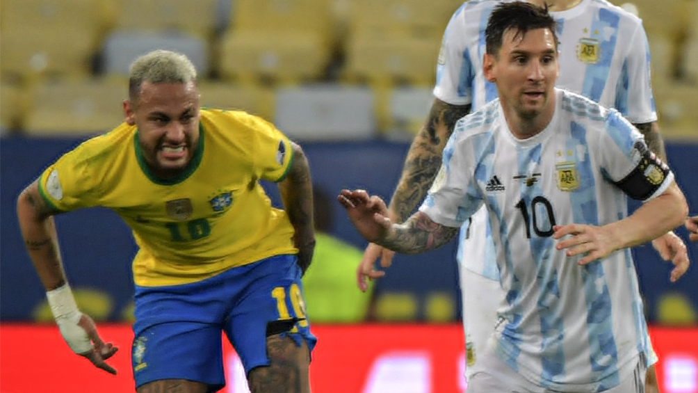 Neymar y su amistad con Messi: