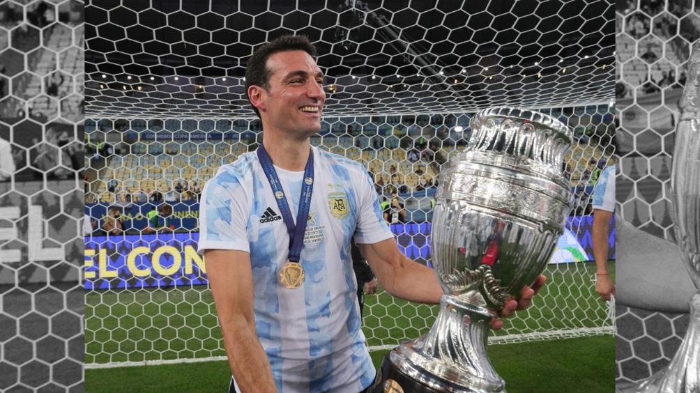 Argentina logró el 15to. título de la Copa América para igualar a Uruguay