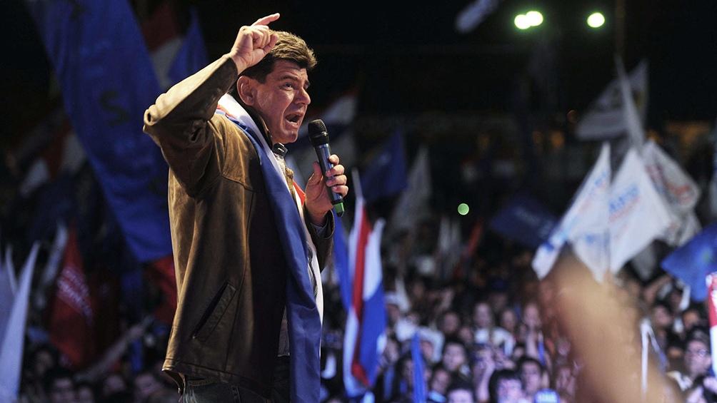 Efraín Alegre aspira a volver a ser candidato, luego de perder en 2013 y 2018.