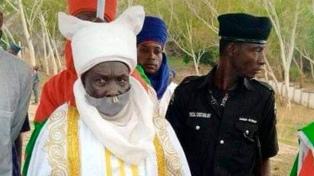 Un emir y 12 miembros de su familia fueron secuestrados en el norte de Nigeria