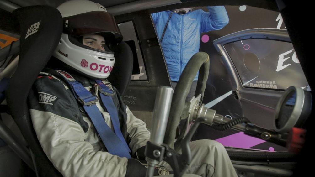 Las pilotos vienen de correr en categorías zonales y en kártings.