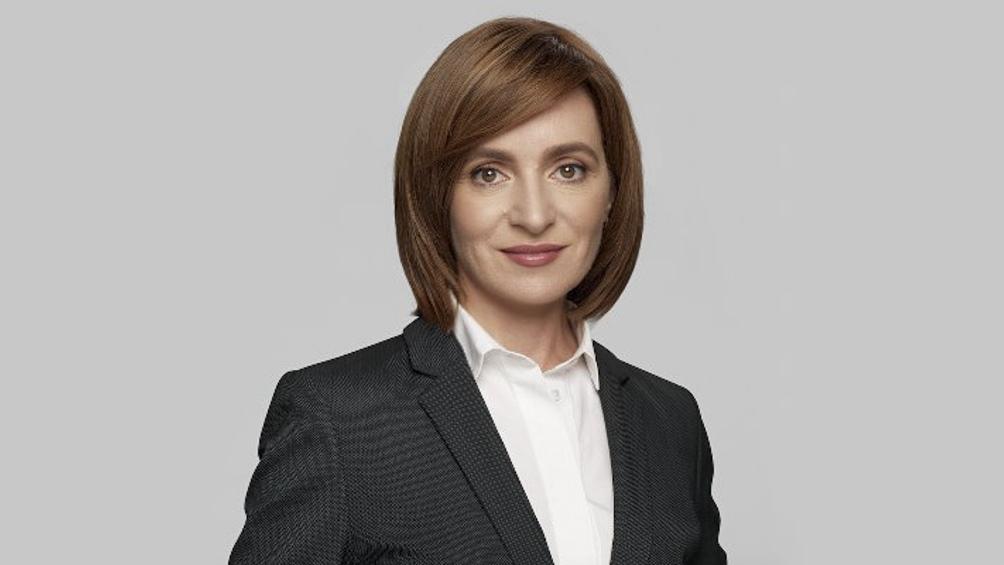 La presidenta Maia Sandu estaría obteniendo la mayoría parlamentaria, según los resultados provisionales
