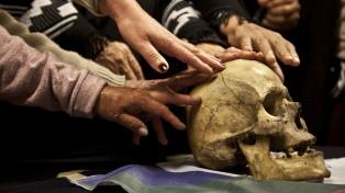 La restitución de restos humanos ahora tiene un área especial dentro del INAI