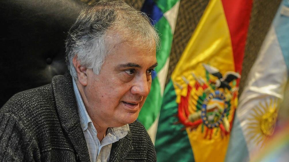 """El pueblo boliviano no quiere """"ni olvido ni perdón, sino justicia"""", dijo el embajador."""