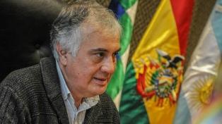 El embajador de Bolivia condenó el tráfico de armas a su país durante el gobierno de Macri