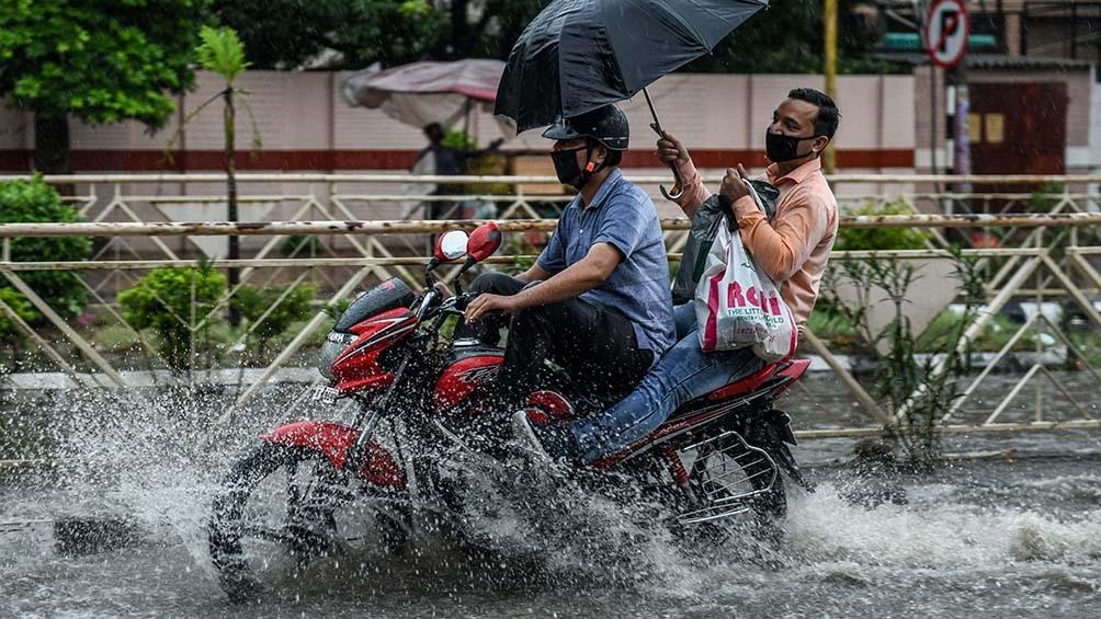 El gran monzón de junio a septiembre causa cada año daños y cientos de muertes en India.