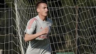 """Braian Romero declaró que están """"entusiasmados con jugar el superclásico"""""""