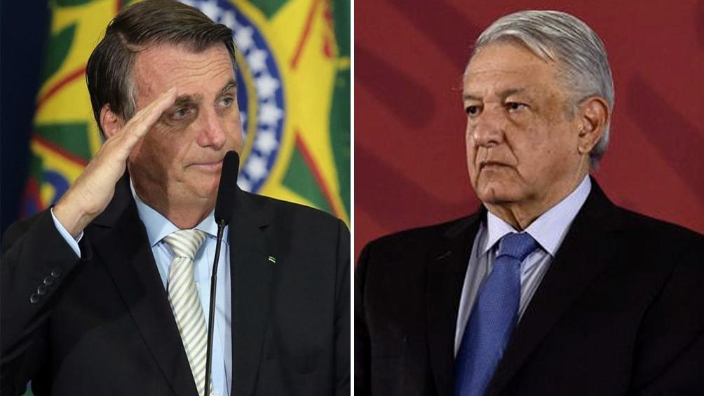 """Distintas reacciones a nivel internacional. Unos, como Jair Bolsonaro respaldan a los manifestantes cubanos, otros, como Andrés Manuel López Obrador, hablan de """"injerencia"""" e """"intervencionismo"""""""