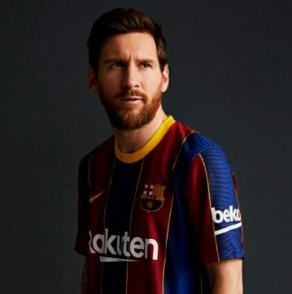 Con 34 años de edad, Messi tiene la posibilidad de arreglar un vínculo con otra institución por primera vez en su carrera.