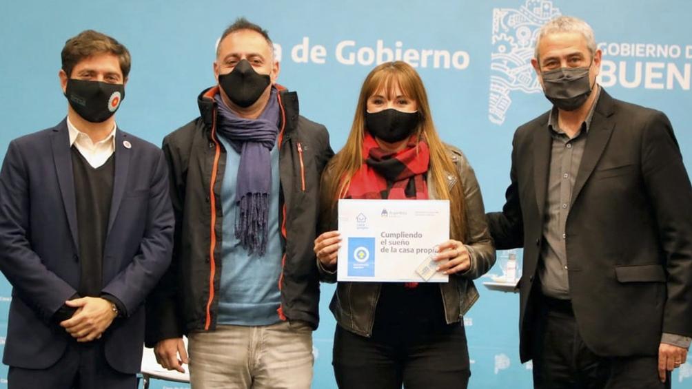 Sólo en el partido de La Plata ya se adjudicaron más de 1.450 préstamos