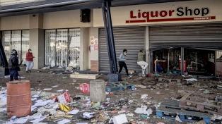 """Declararon en """"estado de desastre"""" a la región más golpeada por las protestas"""