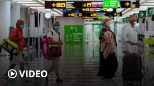 CABA: piden a los viajeros cumplir 7 días de cuarentena y la realización de un test PCR