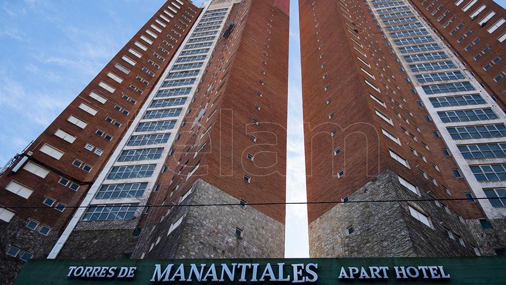 El apart suspendió la oferta hotelera de los departamentos de 2, 3 y 4 ambientes.
