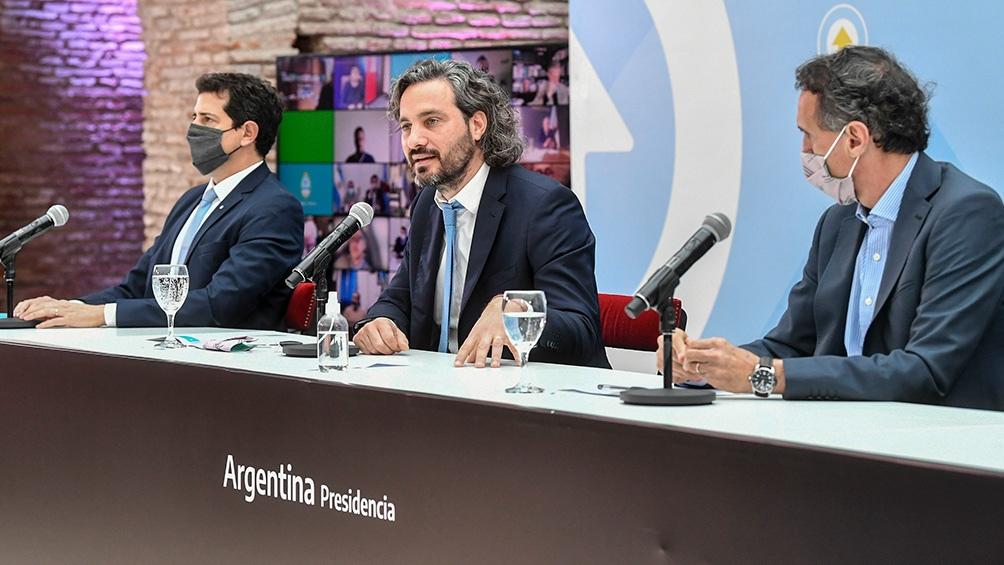 """Cafiero: """"La Argentina no vive del marketing político; necesita obras, trabajo y generar producción"""""""