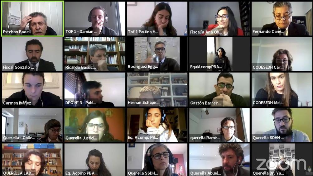 Se juzga a 17 represores por los secuestros, torturas y crímenes cometidos durante la dictadura