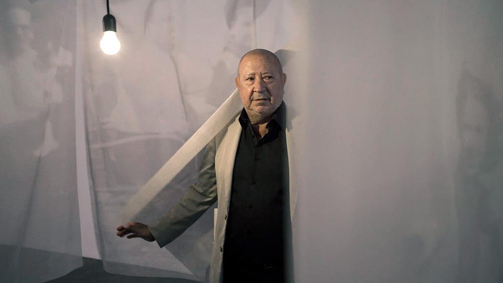 Christian Boltanski había nacido en París en 1944.