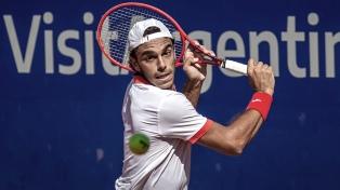 Tras la baja de Federer, Francisco Cerúndolo será el séptimo argentino en Tokio